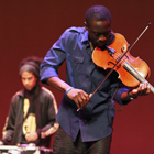 Black Violin performs at the 2010 Midwest Arts Conference