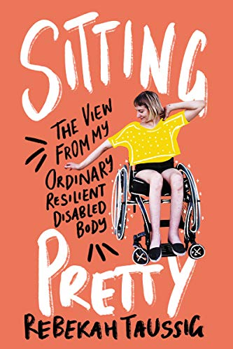 Book cover of Sitting Pretty by Rebekah Taussig.