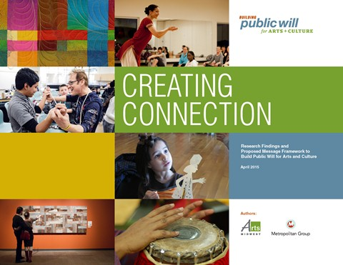 Creating Connection report cover