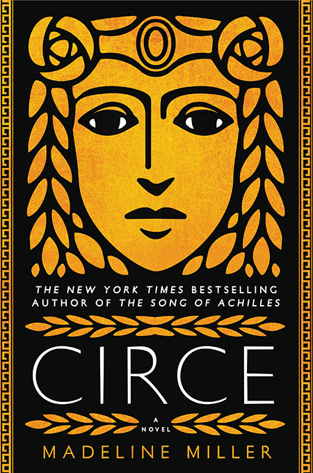 Book cover of Circe by Madeline Miller