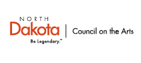 North Dakota Council on the Arts Logo