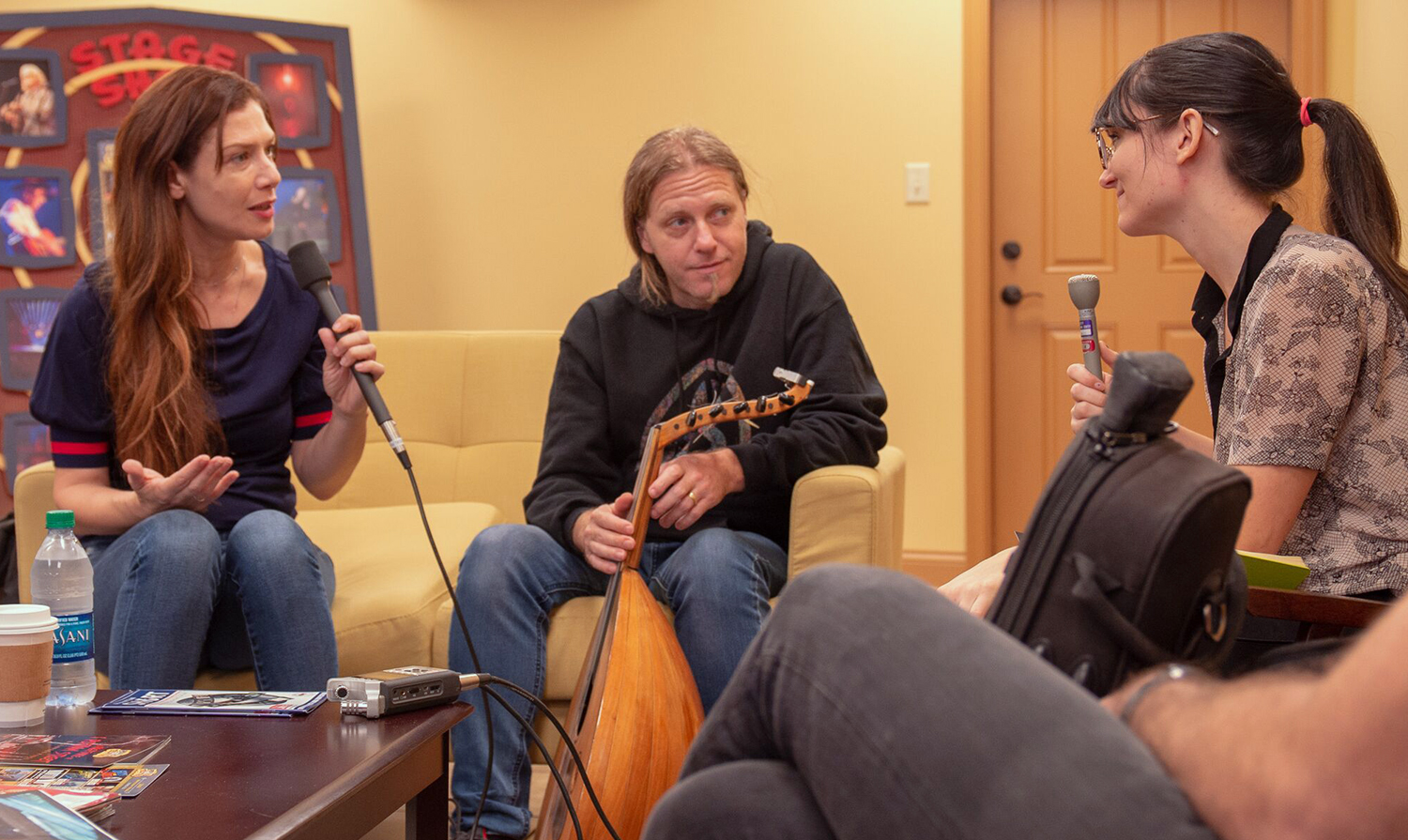 Sofi & the Baladis interview with Emily Votaw from WOUB.