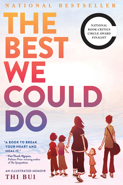 Book cover of The Best We Could Do by Thi Bui