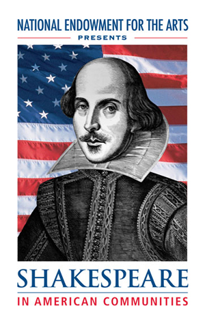 Shakespeare in American Communities logo