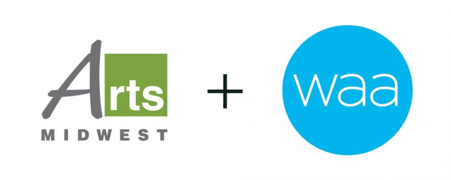 Arts Midwest and Western Arts Alliance Logos